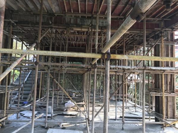 渝北廠房修建結構搭建