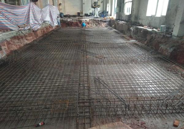 廠房地基修建