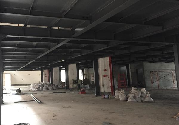 渝北廠房鋼結構吊頂