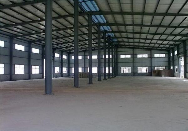 渝北鋼結構廠房打造